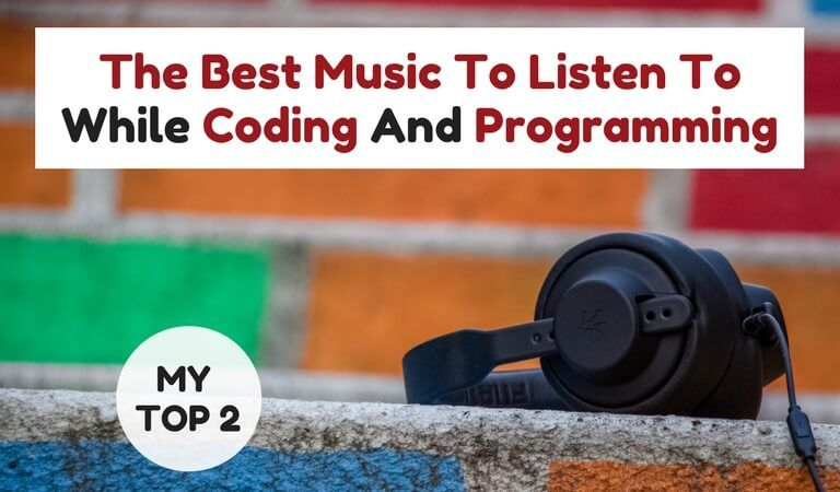 best music to listen to while coding featured image
