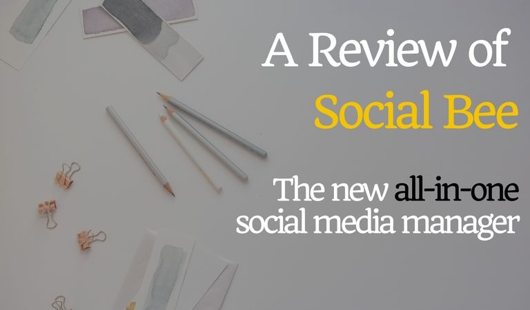 social bee review featured